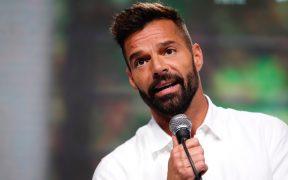 """Ricky Martin llama """"estado de terror"""" a los asesinatos machistas en Puerto Rico"""