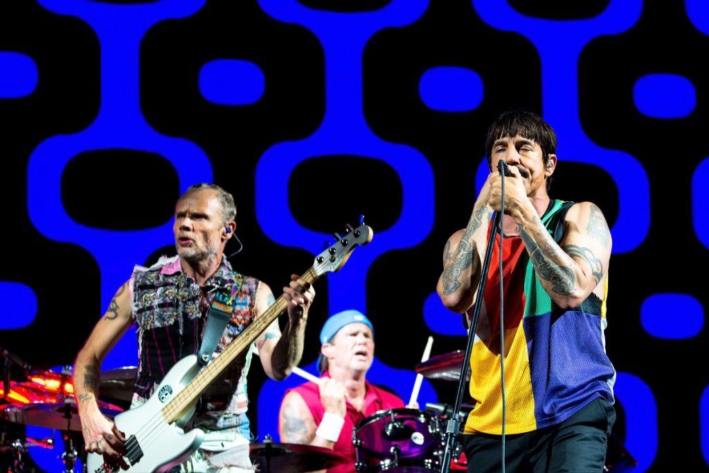Red Hot Chili Peppers vende su catálogo de canciones por 140 mdd
