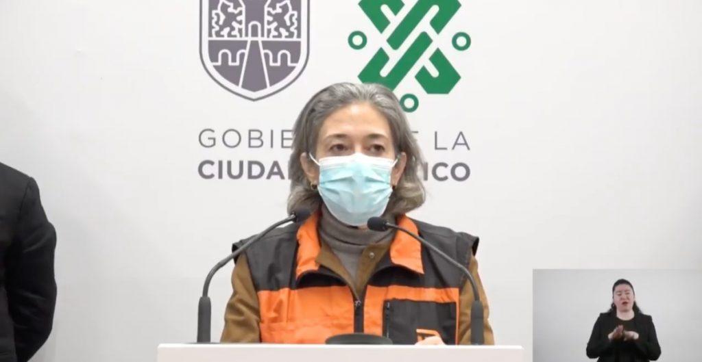 Florencia Serranía, directora del Metro de CDMX, evita responder si renunciará tras colapso de la Línea 12