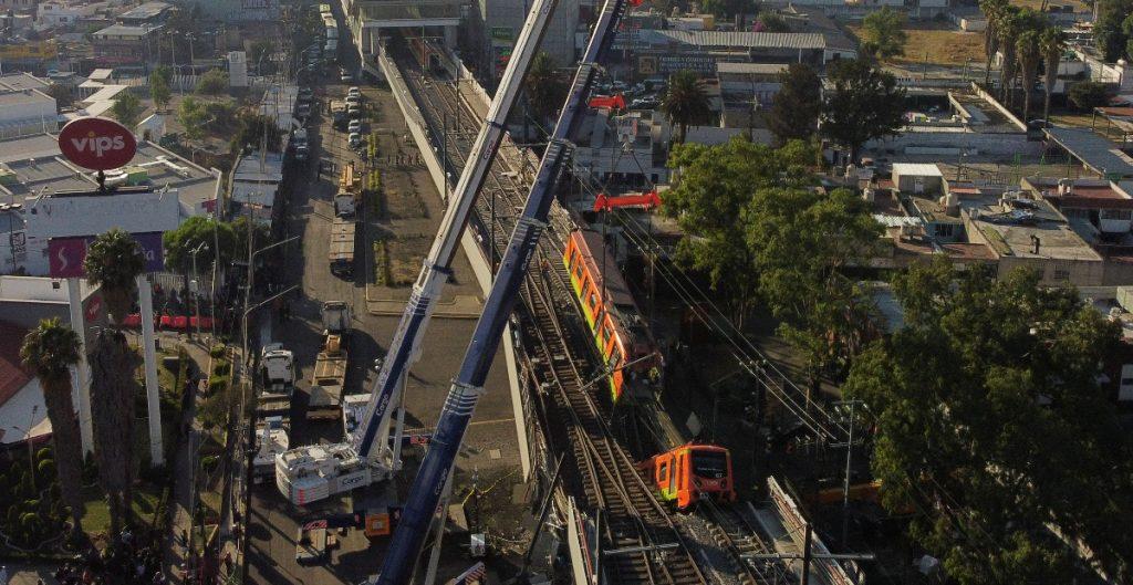 Ante colapso en Línea 12 del Metro, brindan servicio emergente en CDMX