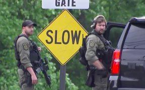 Muere hombre que recibió disparos cuando intentó ingresar armado a sede de la CIA