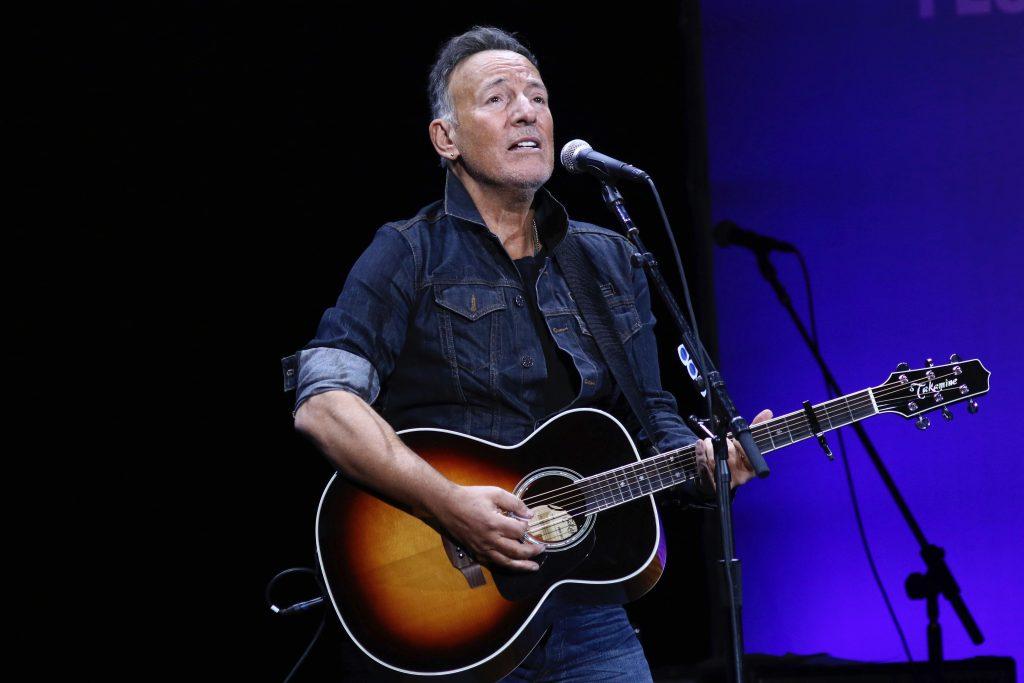 Bruce Springsteen gana Premio Woody Guthrie; reconocen su trayectoria por mantener vivo el folk