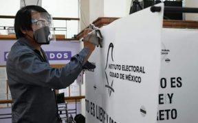Candidatos en CDMX suspenden campañas en solidaridad por accidente en el Metro