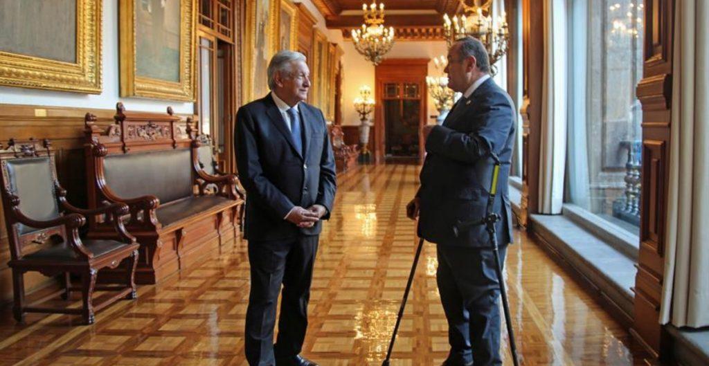 México acuerda colaboración con Guatemala para reducir la migración y combatir al crimen organizado