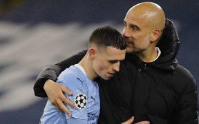 Josep Guardiola le dio un gran valor al logro del Manchester City. (Foto: Reuters).