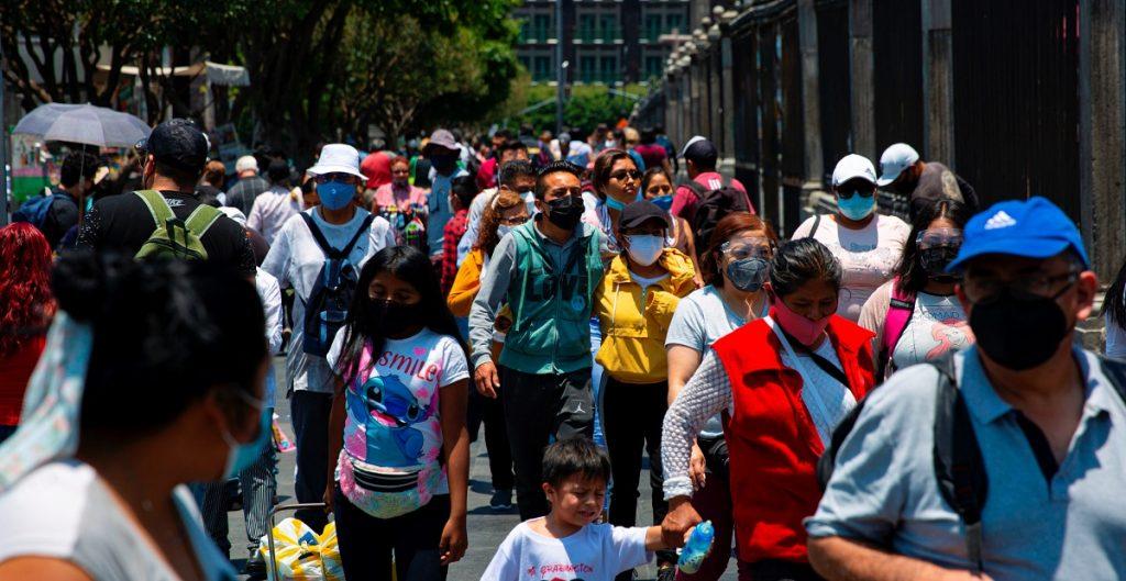 México acumula 2 millones 352 mil contagios de Covid-19