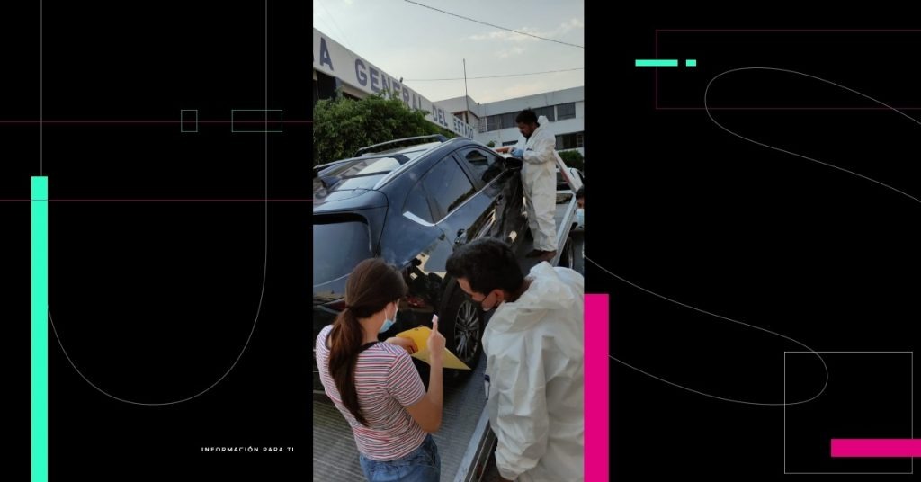 Candidata del PRD a diputada en Morelos denuncia robo de su camioneta