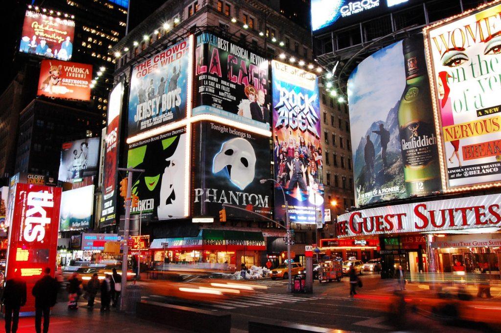 Broadway abrirá al 100% de su capacidad en septiembre, informó el gobernador de Nueva York