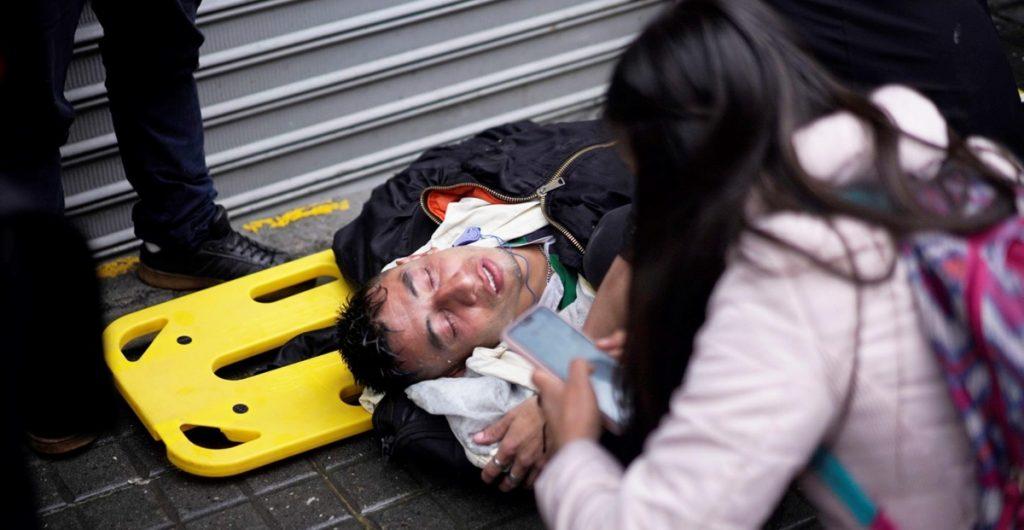 Se eleva a 24 cifra de muertos en manifestaciones en Colombia; se reportan 846 lesionados