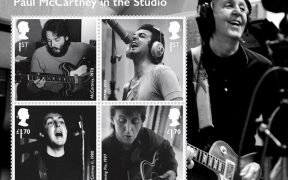 Paul McCartney tendrá su propio juego de sellos del Royal Mail británico, es el tercer artista en conseguirlo