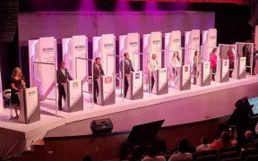 Instituto Electoral de Sinaloa hará segundo debate entre candidatos a la gubernatura el 25 de mayo