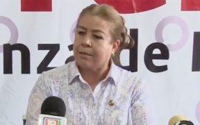 """Senadora de Morena dice que colapso de Línea 12 pudo ser por """"gente perversa que movió la ballena"""""""