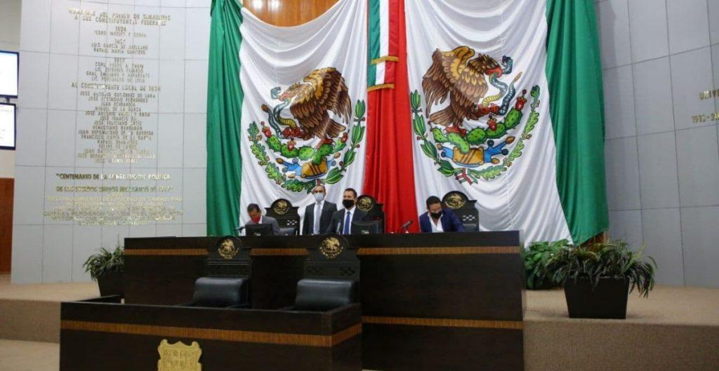 Congreso de Tamaulipas descarta nombrar a gobernador sustituto