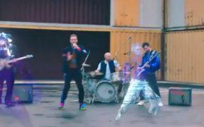 Música espacial, el nuevo tema de Coldplay, 'Higher Power', se estrena primero en la Estación Espacial Internacional