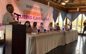 MC en Guerrero denuncia amenazas del crimen contra candidata a alcaldesa
