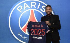 Neymar se queda en el PSG cuatro temporadas más. (Foto: PSG).