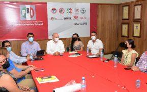 PRI en Colima denuncia a MC por espectacular que relaciona al partido con Morena