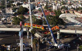 Metro de la CDMX indemnizará con 650 mil pesos a familiares de fallecidos en colapso en Línea 12