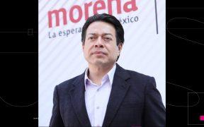"""Violencia contra candidatas de Morena, """"actos de desesperación"""", afirma Mario Delgado"""