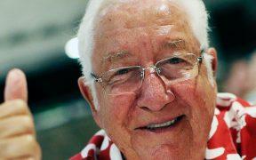 Murió el cofundador de los tenis Vans, Paul Van Doren