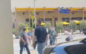 Reportan tiroteo en centro comercial de Florida; desalojan a clientes y empleados