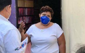 Candidata del PAN a alcaldía en Tabasco declina por padecer secuelas de la Covid-19