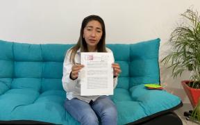 Candidata del PVEM a edil en SLP denuncia que balean su casa