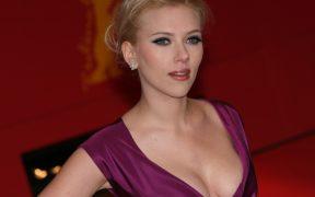 """Scarlett Johansson acusa a la Asociación de la Prensa Extranjera de Hollywood (HFPA) de """"sexistas"""""""