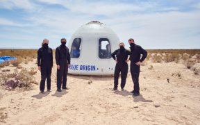 Blue Origin, de Jeff Bezos, subastará el primer boleto turístico para ir al espacio en julio