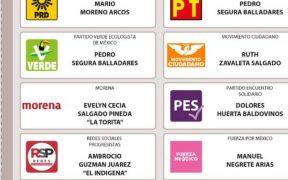 """Evelyn Salgado aparecerá como """"La Torita"""" en la boleta electoral de Guerrero"""