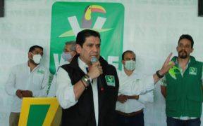 Partido Verde en Michoacán solicita seguridad para dos candidatos que recibieron amenazas