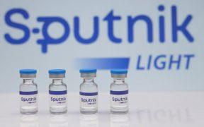 México solicita uso de vacuna Sputnik Light contra Covid-19 ante Cofepris
