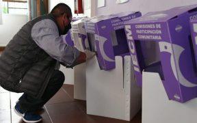 IECM envía paquetes electorales postales para que capitalinos voten por diputación migrante