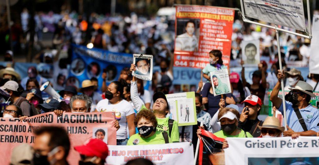 "ONU-DH reconoce ""lucha diaria"" de madres de desaparecidos en México"