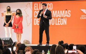 Samuel García presentará queja contra Adrián de la Garza por omisión en reporte de gastos de campaña