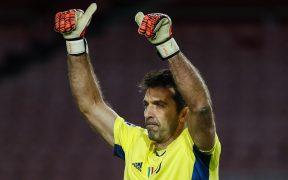 Gianluigi Buffon termina su segunda etapa en la Juventus y se acerca más a su retiro. (Foto: AP).