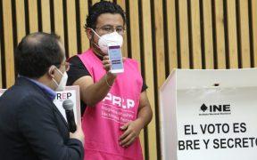 Voto en el extranjero emitido por correo registró 52.45% de participación, informa el INE