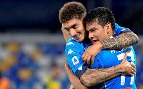 'Chucky' Lozano marcó su segundo gol en una semana. (Foto: EFE).
