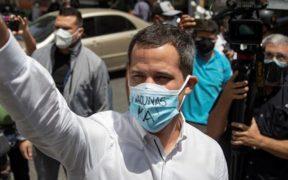 Juan Guaidó se abre a negociar con gobierno de Nicolás Maduro