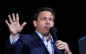 Demandan al gobernador de Florida por ley que reprime las protestas