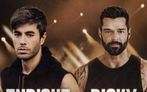 Ricky Martin y Enrique Iglesias harán gira por Estados Unidos y Canadá