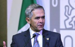 Senador Miguel Ángel Mancera desafuero