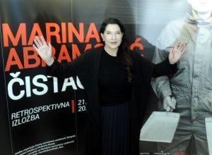 Marina Abramović gana el premio Princesa de Asturias de las Artes 2021