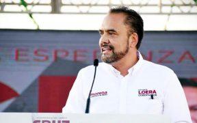 Militante de Morena impugna candidatura de Juan Carlos Loera al gobierno de Chihuahua