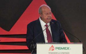 Pemex jubila con 22 mil 608 pesos mensuales a Romero Deschamps