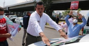 Candidato del PRI en Morelia pedirá a FGR que atraiga investigaciones por ataque a colaboradores