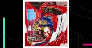 Subastado por 93 millones de dólares un cuadro de Basquiat en Nueva York