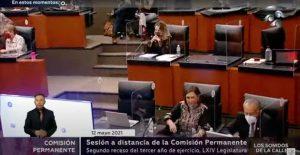 Comisión permanente rechaza exhorto para que Sheinbaum transparente investigación del colapso de la Línea 12 del Metro