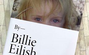 Billie Eilish estrena libro y audiolibro sobre su vida; comparte fotografías de su infancia