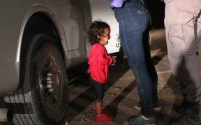 """""""Niña llorando en la frontera"""": La historia de la foto que mostró la crisis migratoria"""
